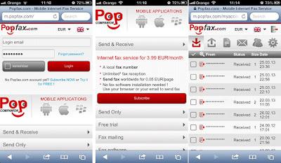 popfax fax mobile