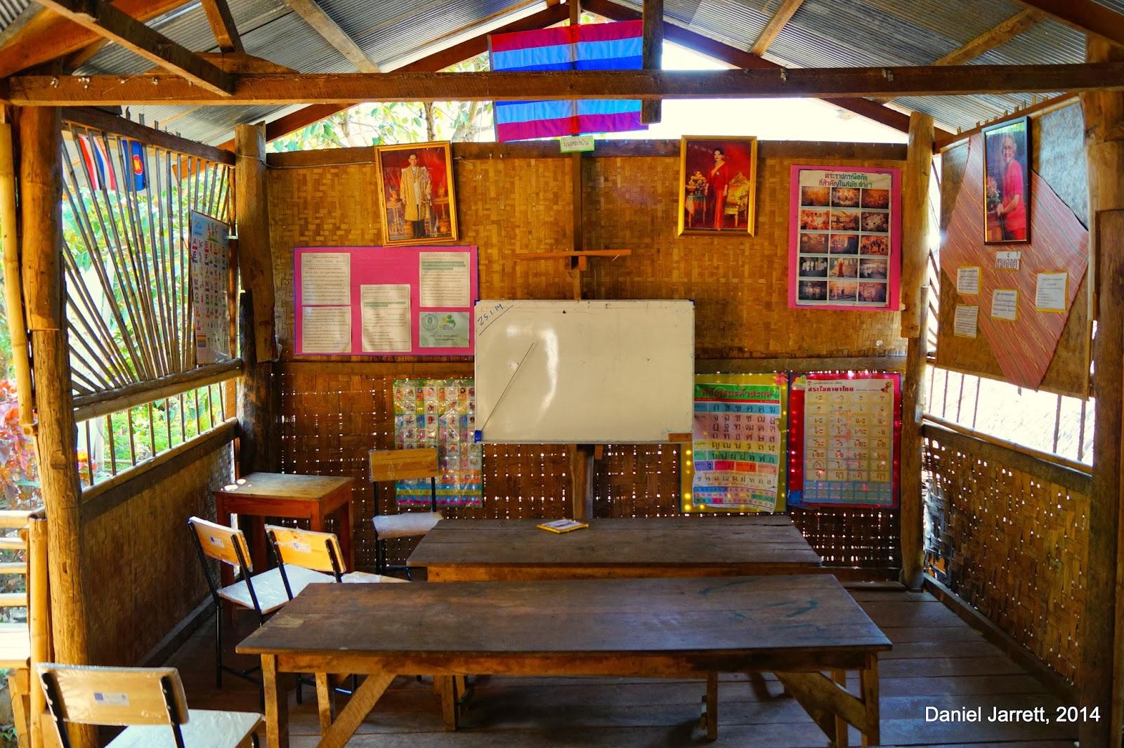 Huay Pu Keng (Baan Nam Piang Din) School