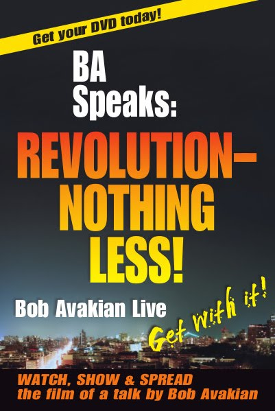 Revolution Nothing Less! DVD