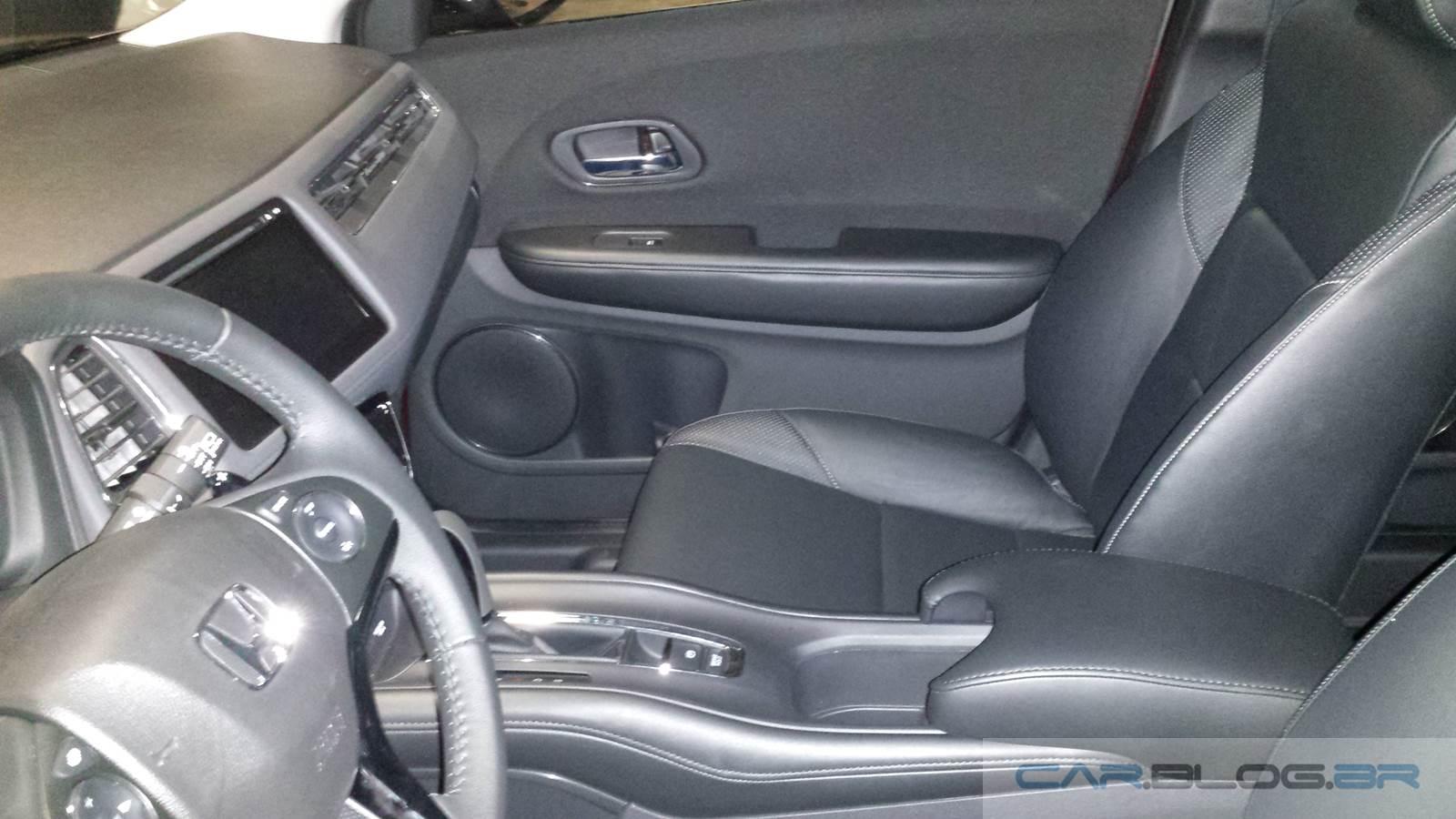 Honda HR-V EXL - versão topo