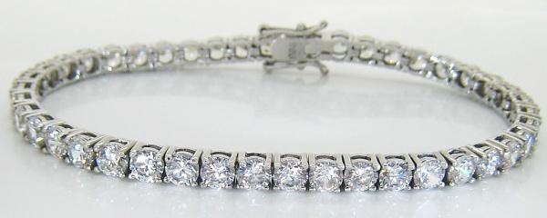 Fake Diamonds Necklaces