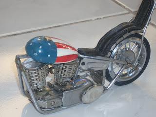 Presente Criativo- Easy Rider Chopper