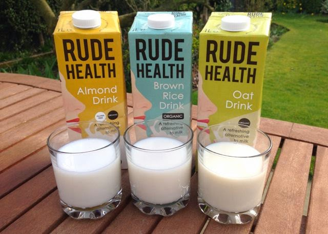 Rude Health - Dairy Free Milk Range - Oat / Almond / Brown Rice