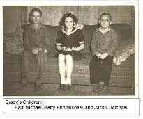 GRADY & MYRTLE MICHAEL'S CHILDREN