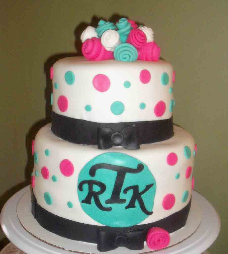 Girly Cake Images : Crazy Daisy Cakes & More: Girly Cakes