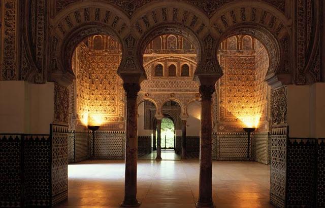 Reales Alcázares de Sevilha