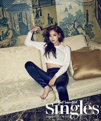 Oh Yeon Oh Yeon Seo - Singles Magazine May Issue 2015Seo - Singles Magazine May Issue 2015