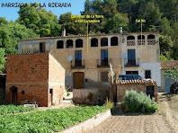 Les cases de Cal Peret de la Torre i Cal Xic