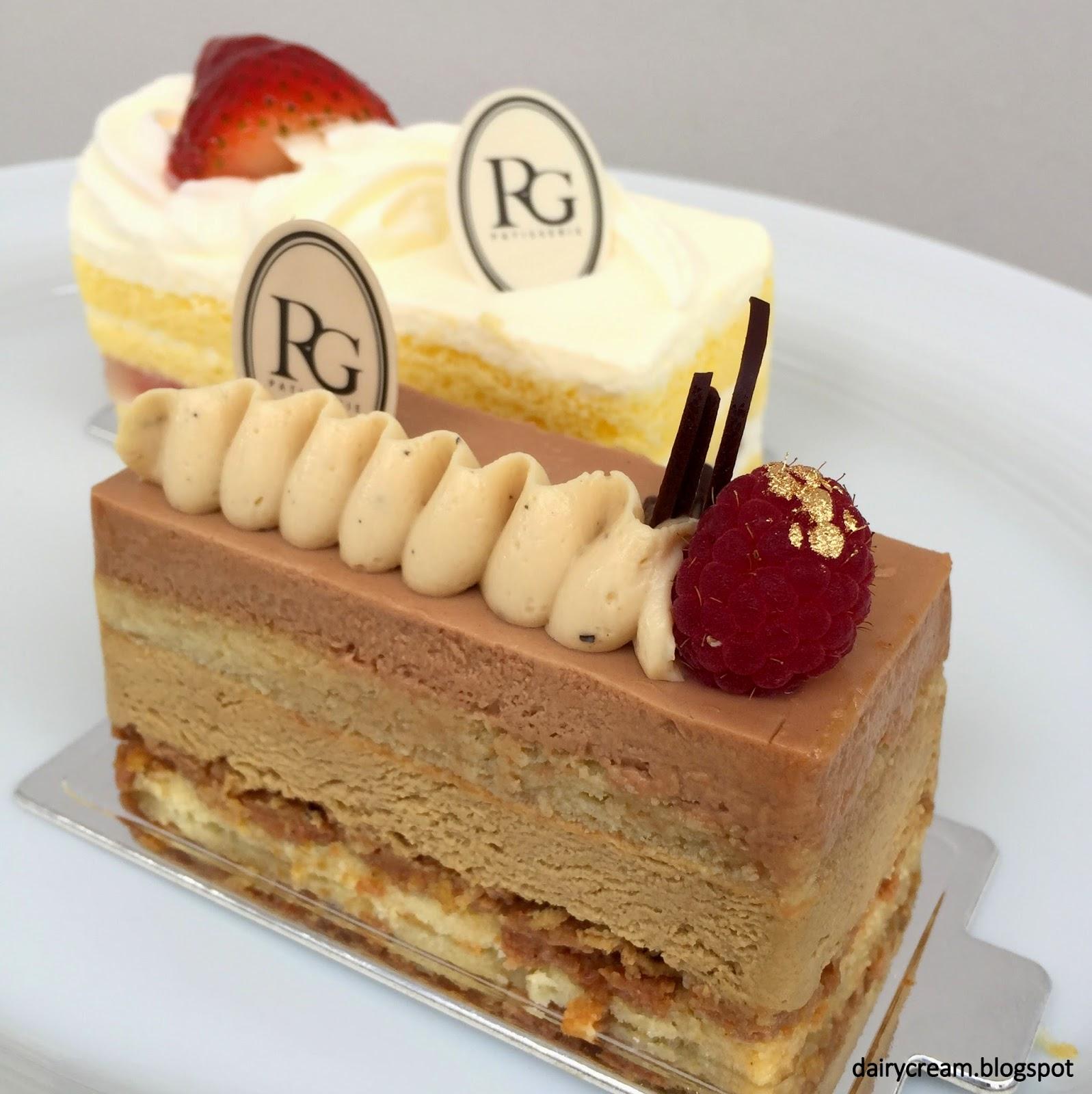 Chocolate Earl Grey Cake Singapore