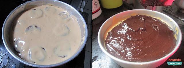 como fazer Chocotorta: Torta cremosa de doce de leite e chocolate