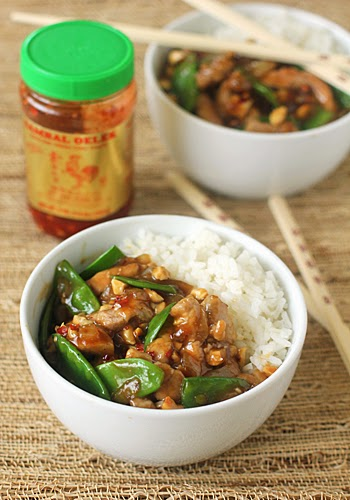 Chinese cashew pork recipe