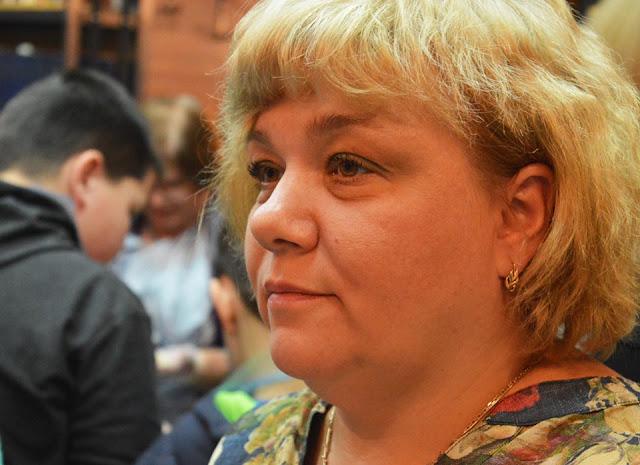 Председатель общественной организации «СИДИ», руководитель Центра поддержки детей с инвалидностью «Время надежды» Ирина Громова.