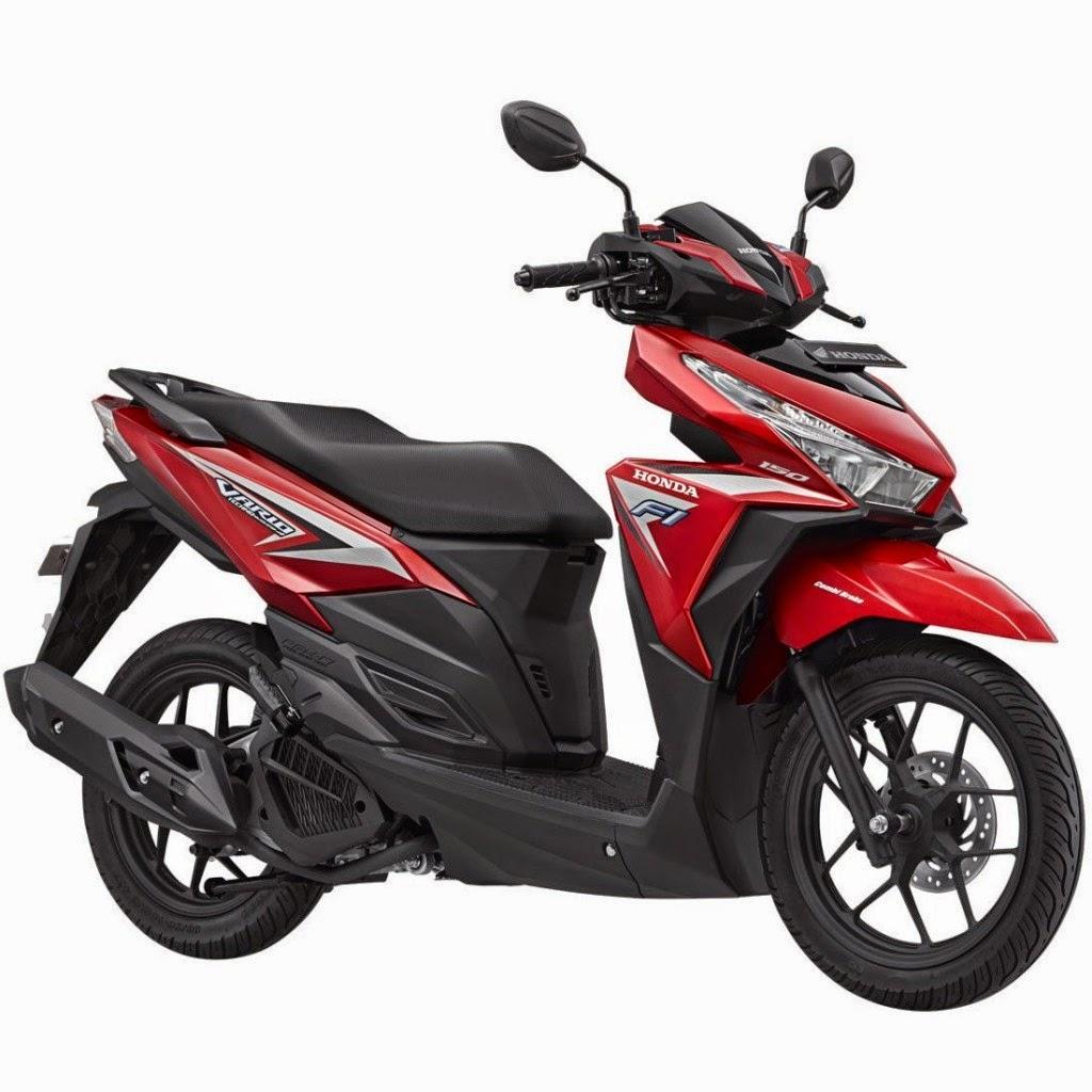Info Harga Motor Honda Vario Terbaru Januari 2016