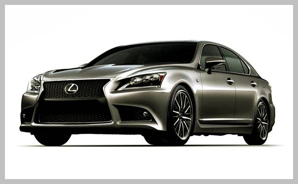 2017 Lexus LS 460 Redesign And Review