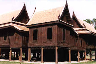 แบบบ้านทรงไทย