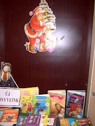 Karácsonyi könyves kívánság