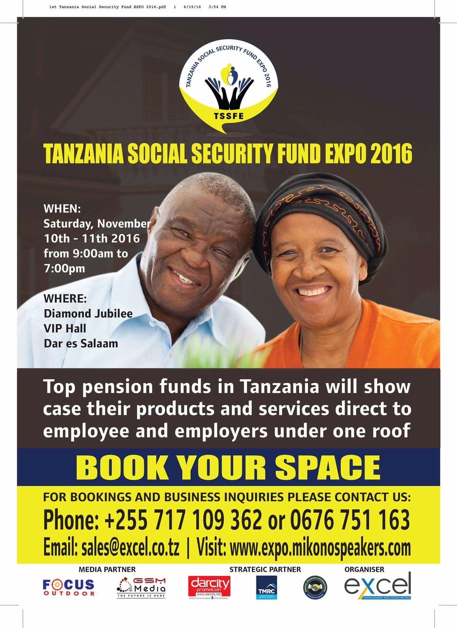 SOCIAL SECURITY EXPO 2016