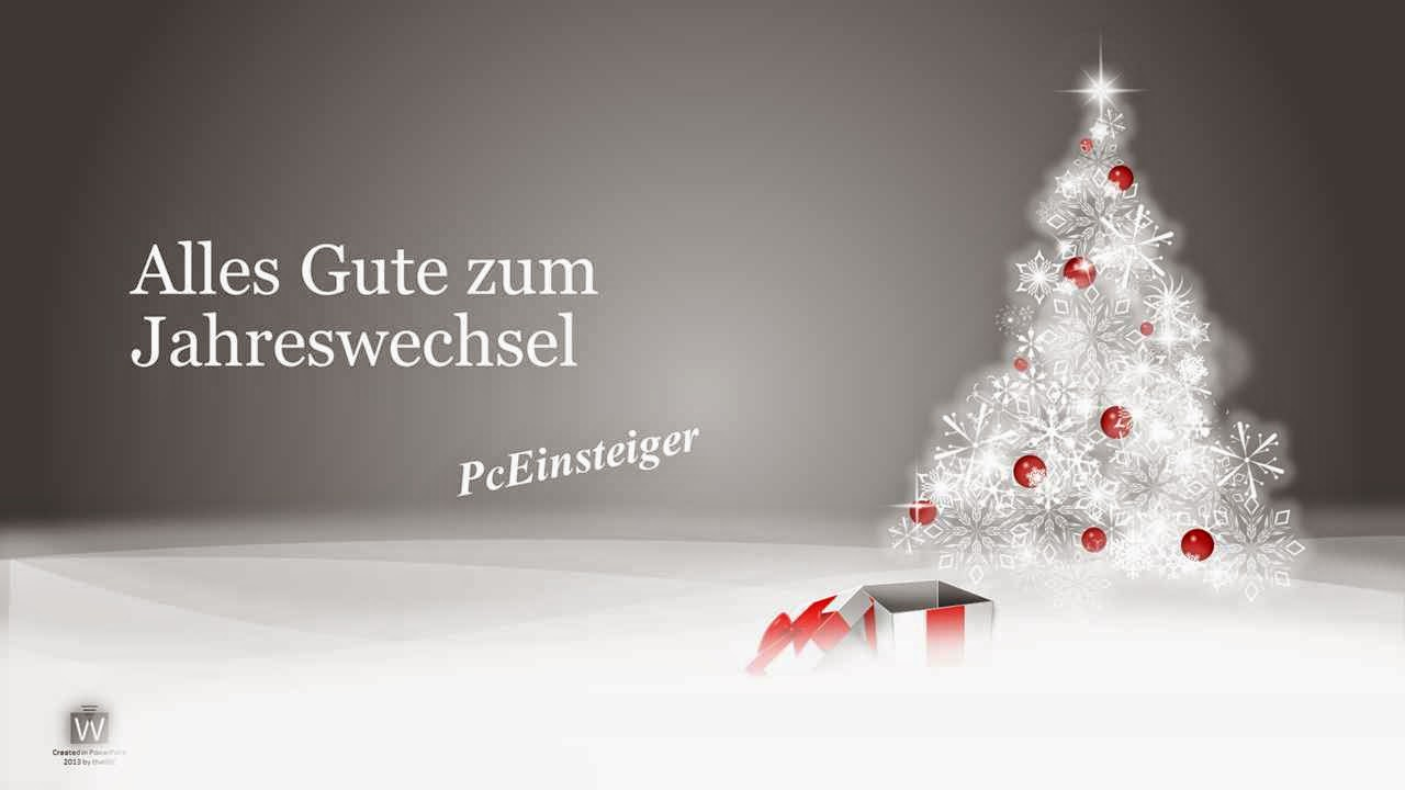pceinsteiger pr sentation f r weihnachten. Black Bedroom Furniture Sets. Home Design Ideas
