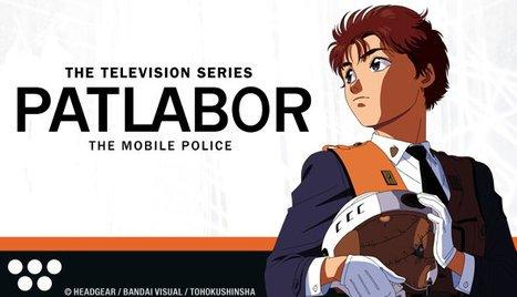 Patlabor la serie en latino.