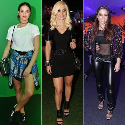 looks celebridades rock in rio 2015
