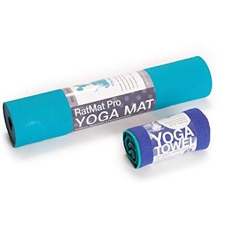 ratmat pro yoga mat yoga towel