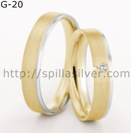 Wedding Ring G 20