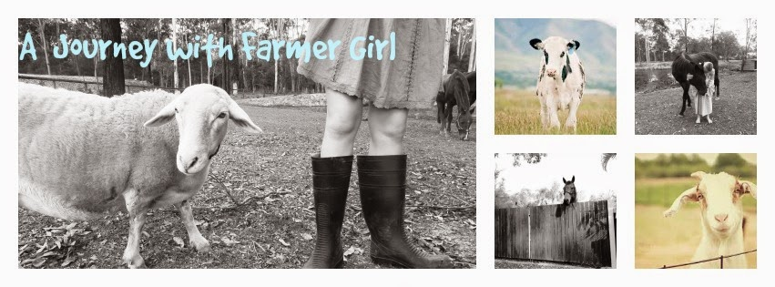 A Journey with Farmer Girl