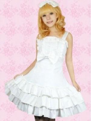 cute and beautiful school lolita dress