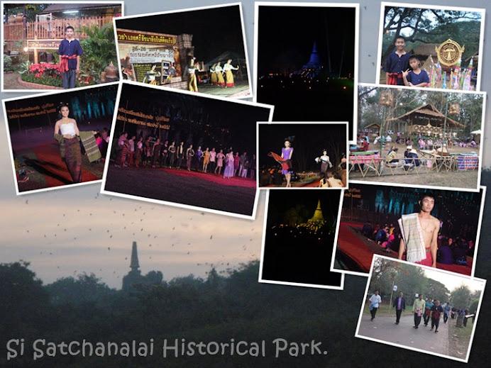 Si Satchanalai Historical Park..  ย้อนอดีตศรีสัชนาลัย