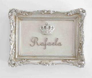 rafaela+coroa Quarto do bebê Casa Cor MG 2012 por Rafaela Simão. Produtos Era Uma Casa