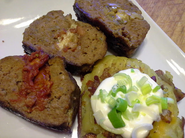Not Your Mama's Meatloaf and Taters - blogs de cooking and recipes ...