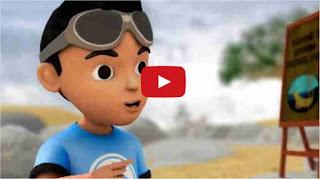 film animasi petualangan