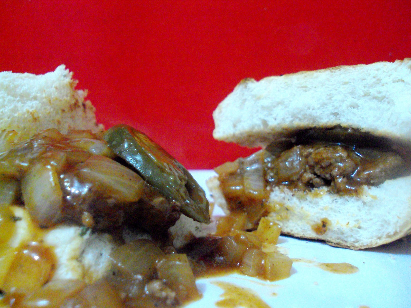 The Gab Housewife Chronicles: Spicy Whisky BBQ Sliders