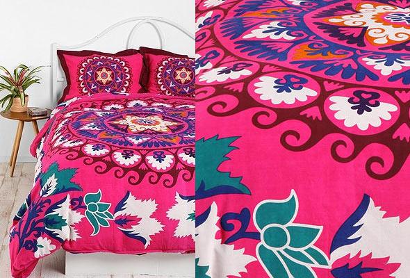 printsource home urban outfitters bedding. Black Bedroom Furniture Sets. Home Design Ideas