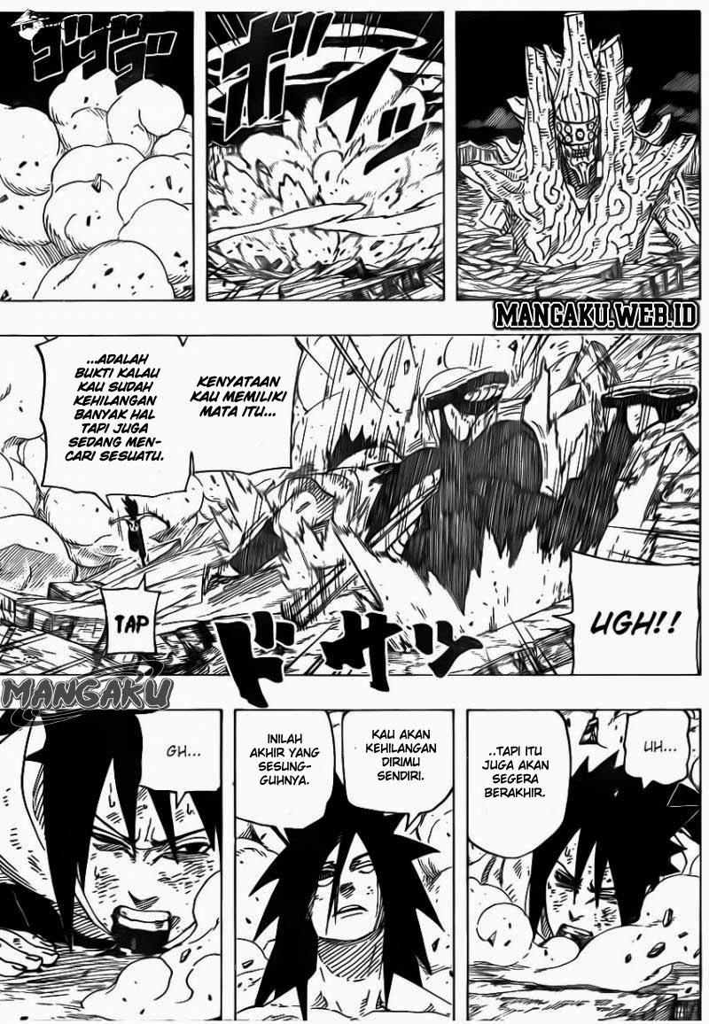 Komik Naruto 662 Bahasa Indonesia halaman 12
