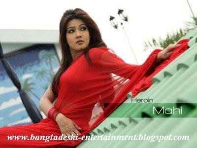 Bangladeshi hot new model mahi