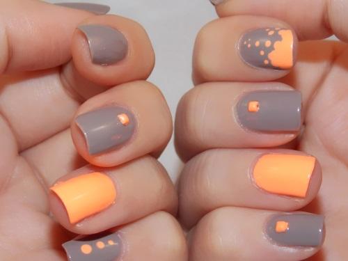 nail art été blog beauté psychosexy