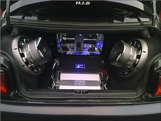 Modifikasi Sound Audio Mobil