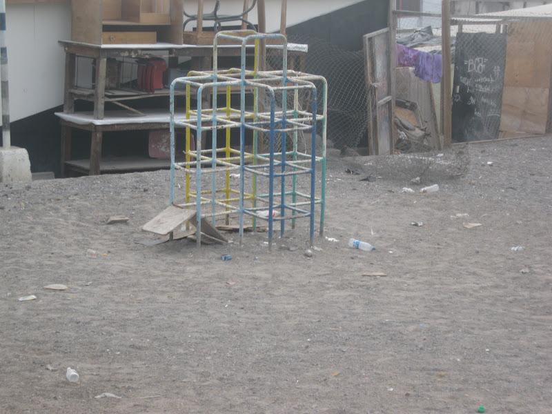 Canchas antofagasta s o s plaza abandonada en calle for Vivero antofagasta