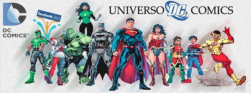 El universo de DC Comics