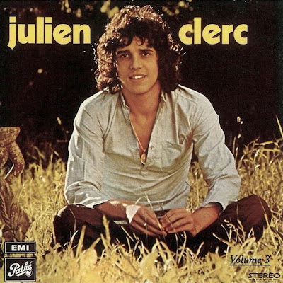 Julien Clerc  - Niagara 1971 (France, Chanson, Pop)
