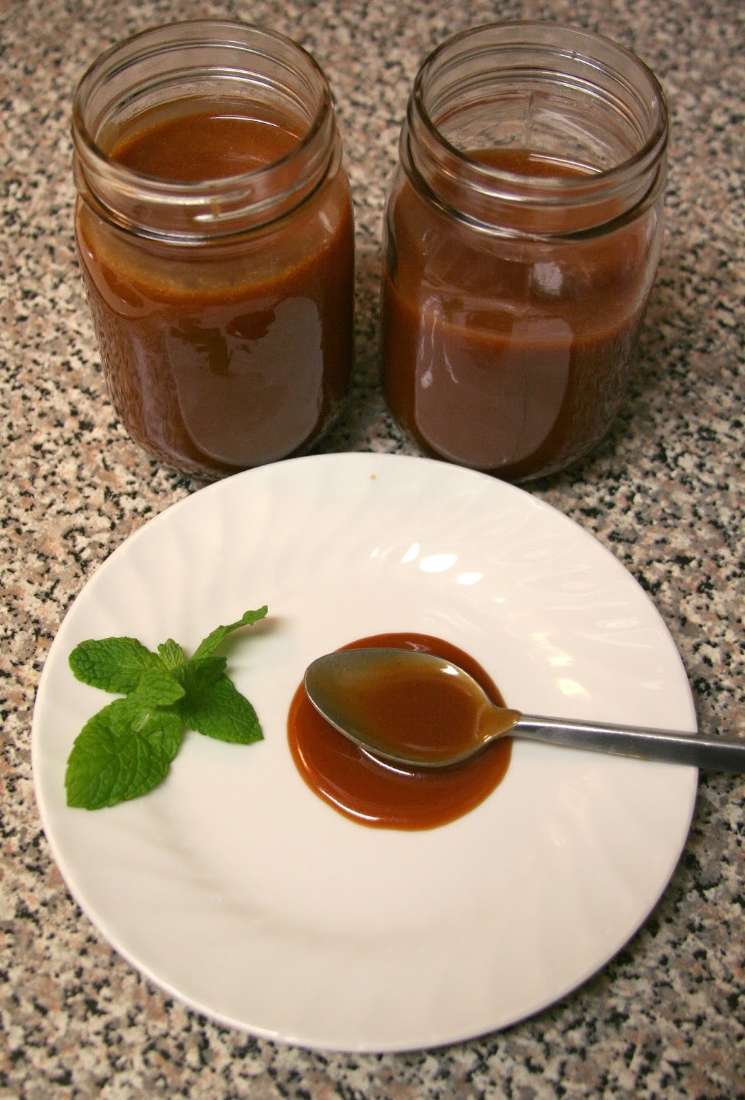 Culturally Confused: Vanilla Bean Salted Caramel Sauce