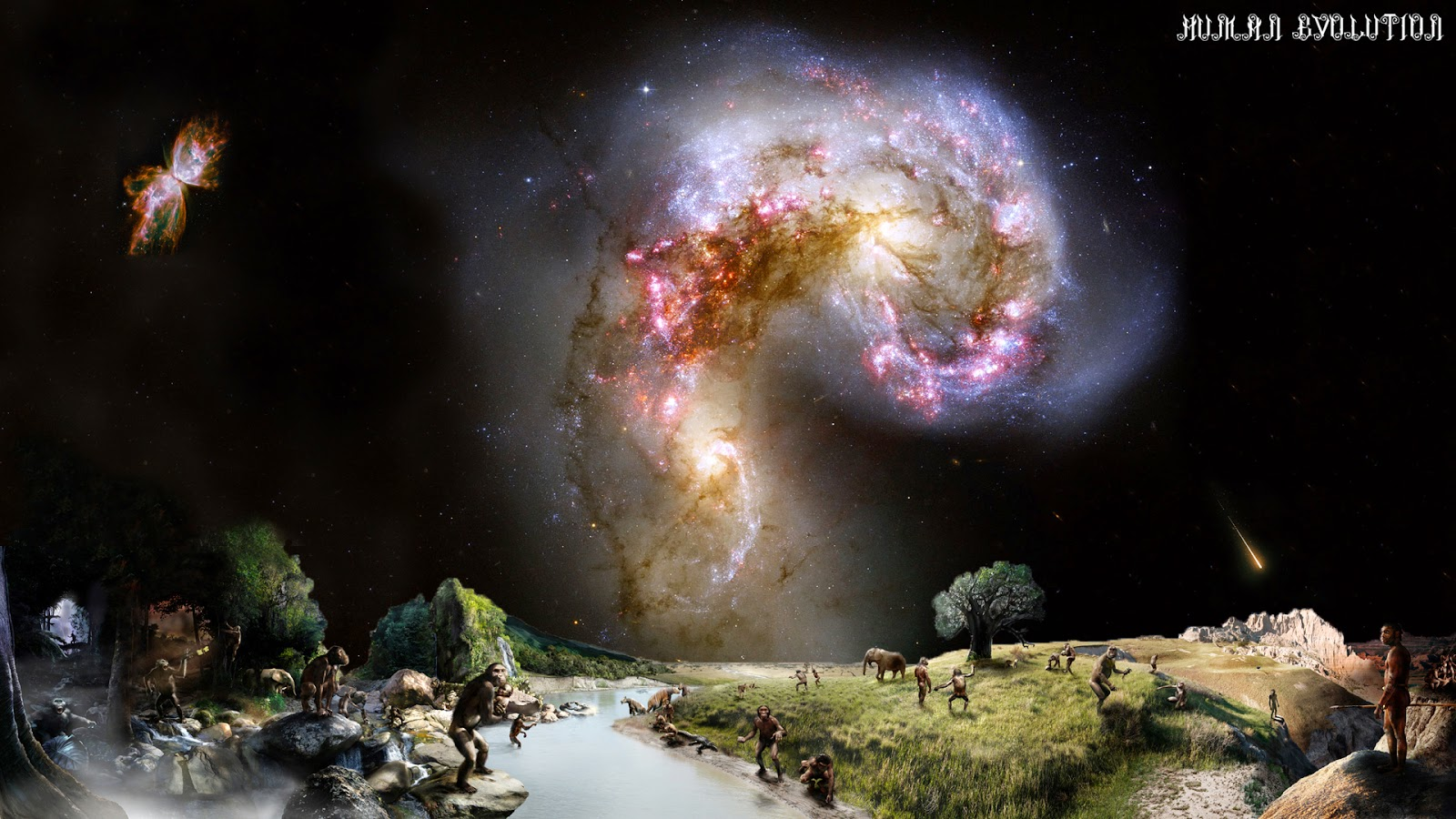 Всичко това е част от еволюционния ви план и ви подготвя за пълно съзнание