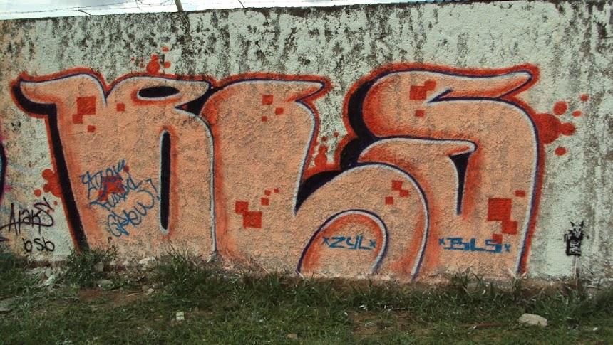 Bolasha graffiti