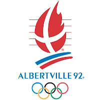 Logotipo Albertville 1992