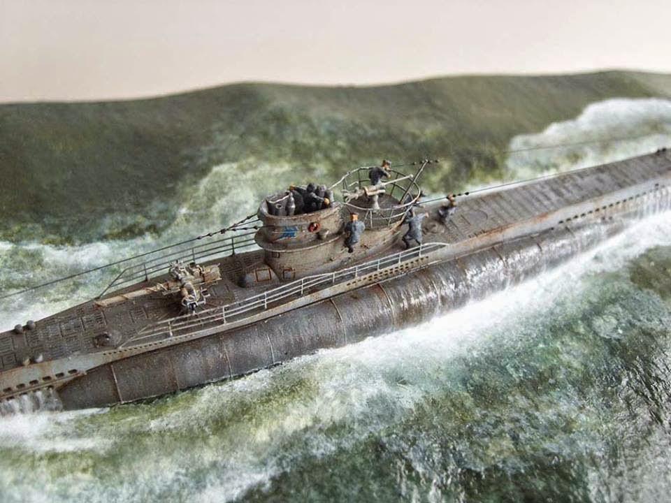 """""""U-boat type VII Das Boot """""""