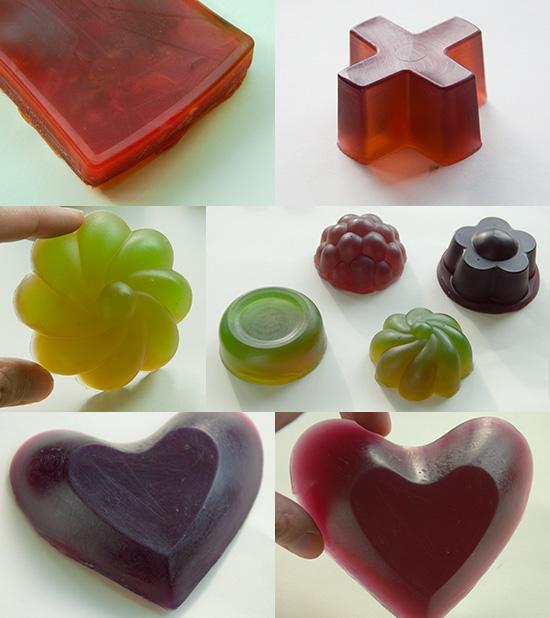 homemade glycerine soap
