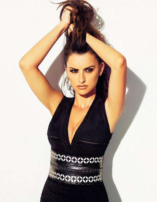 Penelope Cruz Magazine Photoshoot For Telva Magazine
