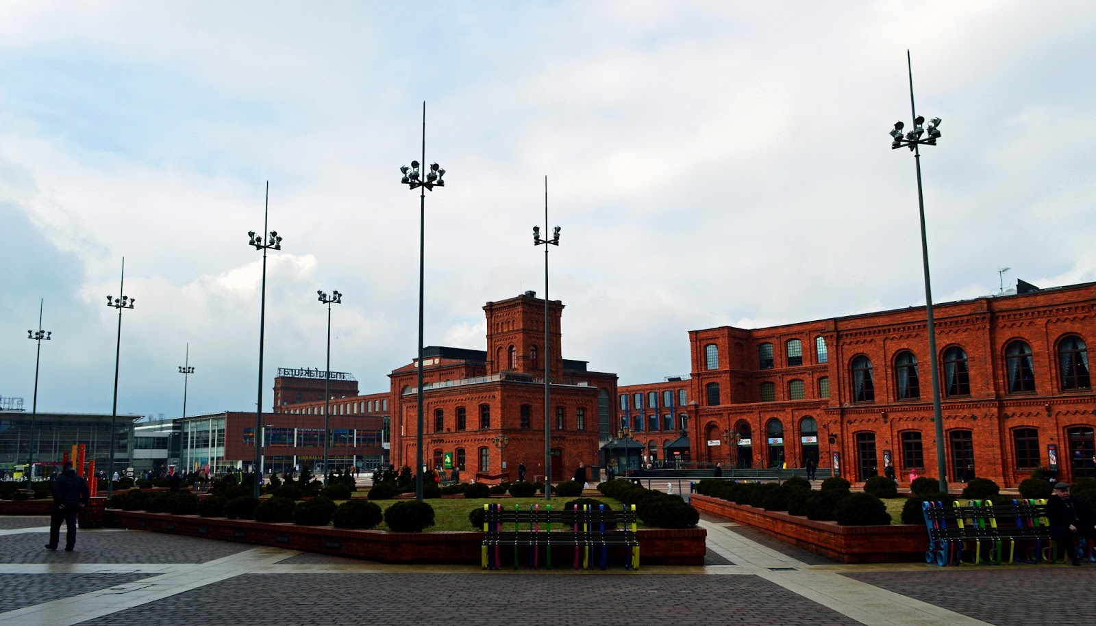 Spacerowa Łódź cz. I - Manufaktura blog przewodnik lifestyle