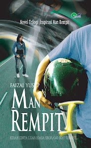Novel Man Rempit Tulisan Faizal Yusup